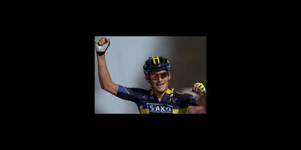 Kreuziger crée la surprise en s'imposant à l'Amstel Gold Race - La Libre