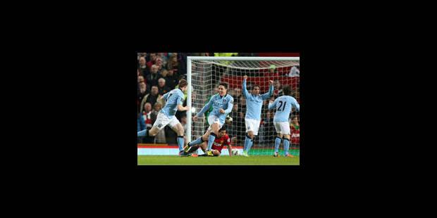 City retarde l'échéance en battant United (1-2)
