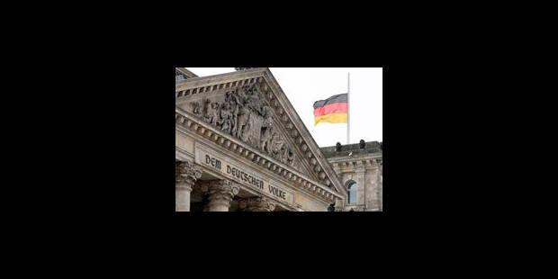 Les députés allemands du Bundestag approuvent l'aide à Chypre