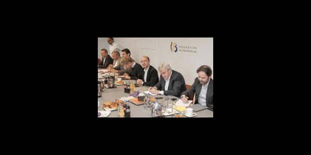 Gouvernement wallon: modifications pour les donations et la télé-redevance
