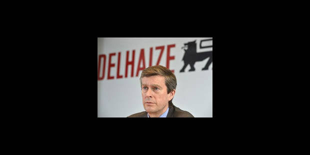 Delhaize: Pierre-Olivier Beckers quitte son poste