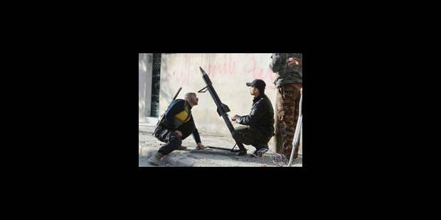 Le père de Jejoen rentre de Syrie sans son fils - La Libre