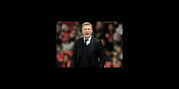 Moyes nouveau manager de Manchester United pour 6 ans - La Libre