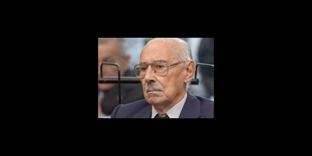 Décès du dictateur argentin Jorge Videla - La Libre