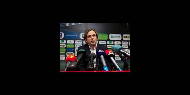 Zulte a des contacts avec De Wever mais n'ira pas à Anvers