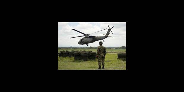 Vente d'hélicoptères: la Défense pas au courant de condamnations de l'acheteur
