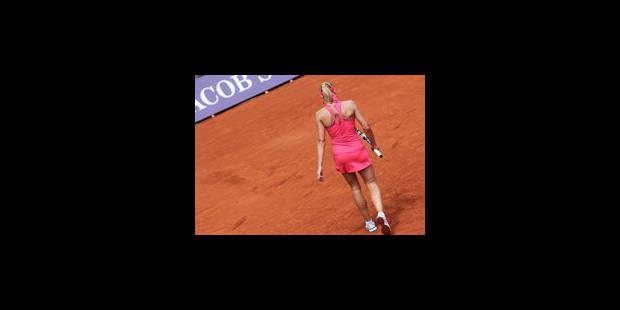 Roland Garros: Wickmayer prend la porte - La Libre
