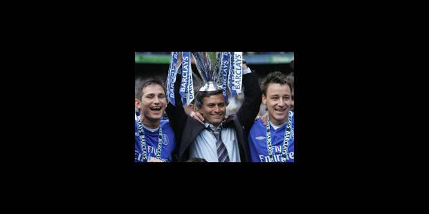 José Mourinho de retour à Chelsea pour 4 ans