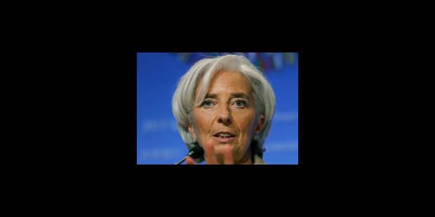 """Aide à la Grèce: le FMI admet des """"échecs notables"""" - La Libre"""