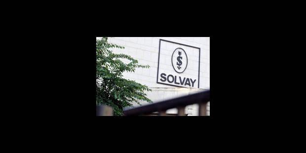 Solvay restructure ses activités: 450 emplois touchés en Europe - La Libre