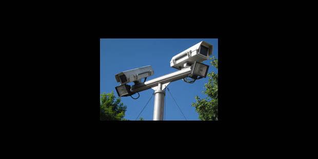 Les caméras qui parlent débarquent à Charleroi