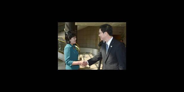 Reprise du dialogue entre les deux Corées - La Libre
