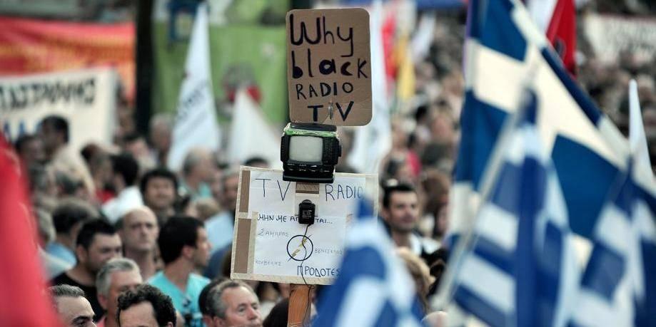 """""""La Grèce est officiellement devenue un pays autoritaire"""""""
