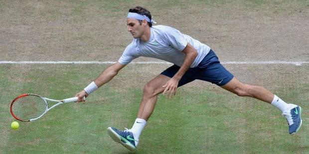ATP Halle: Federer prend sa revanche - La Libre