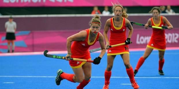 Hockey Dames: l'Inde et la Belgique se neutralisent - La Libre