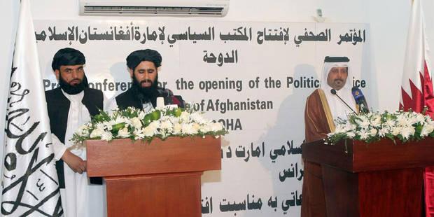 USA et talibans renouent le dialogue - La Libre