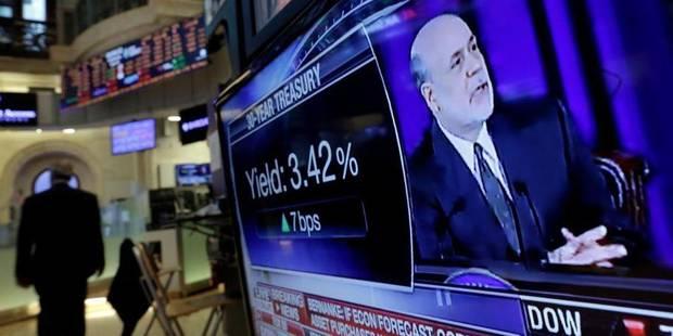 Ben Bernanke affole tous les marchés? - La Libre