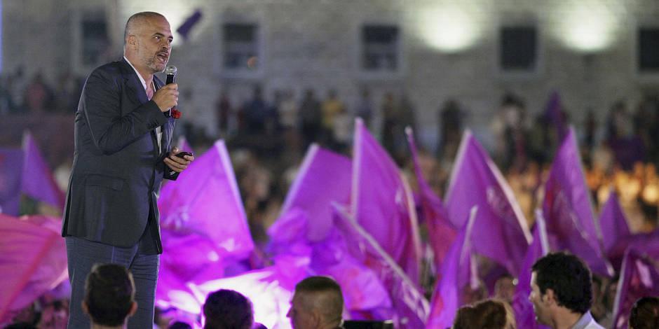 Albanie: pouvoir et opposition revendiquent chacun la victoire