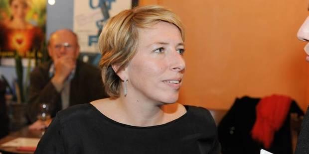 Caroline Gennez repartira au combat politique en 2014 - La Libre