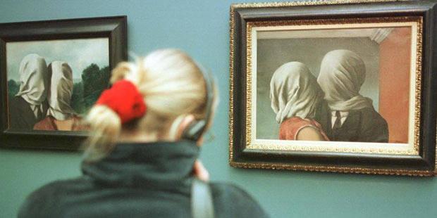 Exposition sur Magritte à New York à l'automne - La Libre
