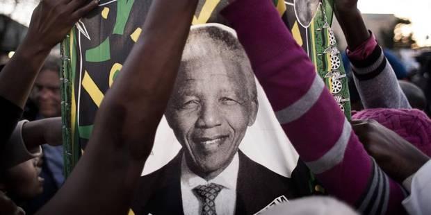 Mandela: la délicatesse de mourir pendant le JT - La Libre