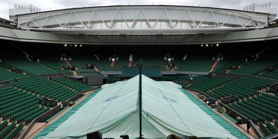 Pourquoi ne joue-t-on pas le premier dimanche de Wimbledon?