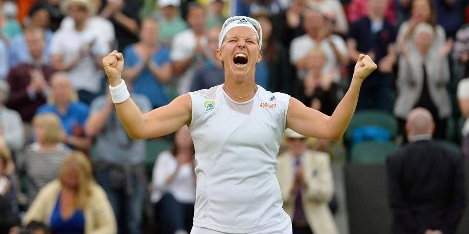 Flipkens dans le dernier carré à Wimbledon !
