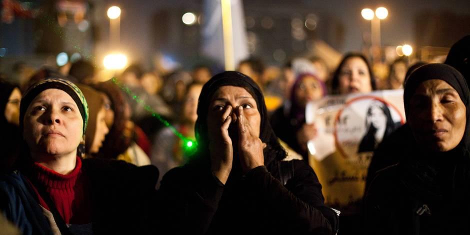 Egypte: les femmes sous la terreur des violences sexuelles
