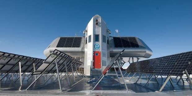 La station polaire sous tutelle - La Libre