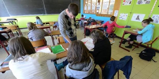 Six élèves sur 10 ont réussi l'épreuve de maths au CE1D - La Libre