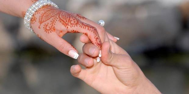 Migration: moins de bagues au doigt avec un conjoint venu du pays - La Libre