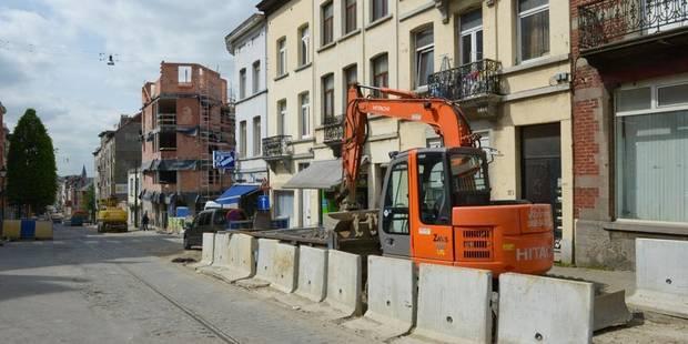 Les travailleurs de la construction moins chers que dans les pays voisins - La Libre