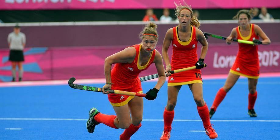 Les Red Panthers en préparation pour l'Euro face à l'Ecosse