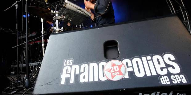 Des Francofolies à Kinshasa en 2014 - La Libre