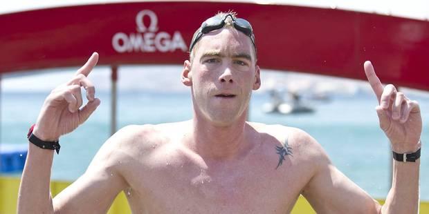 Un Belge médaillé d'argent aux Mondiaux de natation - La Libre