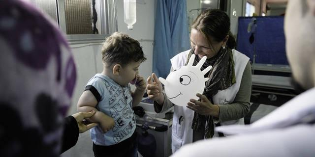 """Syrie: """"Les problèmes de santé courants peuvent s'avérer mortels"""""""