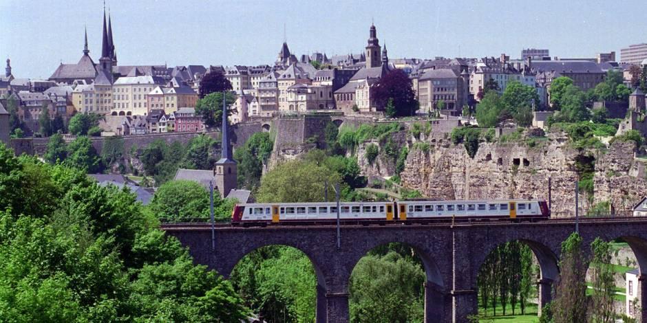 Paradis fiscaux: le Luxembourg épinglé par l'OCDE