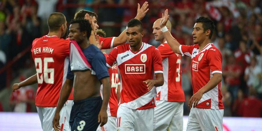 Le Standard qualifié pour les barrages de l'Europa League (2-1)