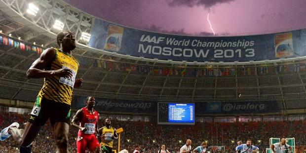 Bolt domine le 100 m des Mondiaux en un éclair - La Libre