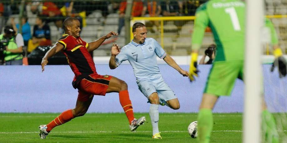 Le Diables tenus en échec par la France au terme d'un match sans éclat (0-0)