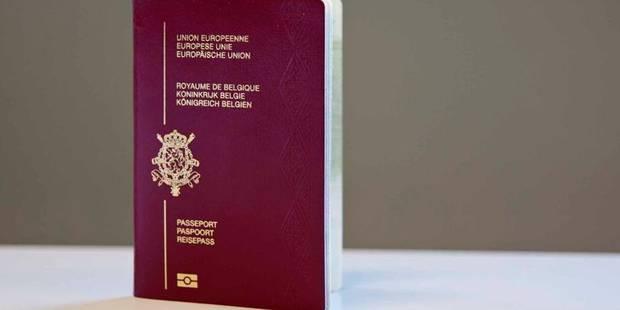 Zetes gérera les passeports électroniques belges - La Libre