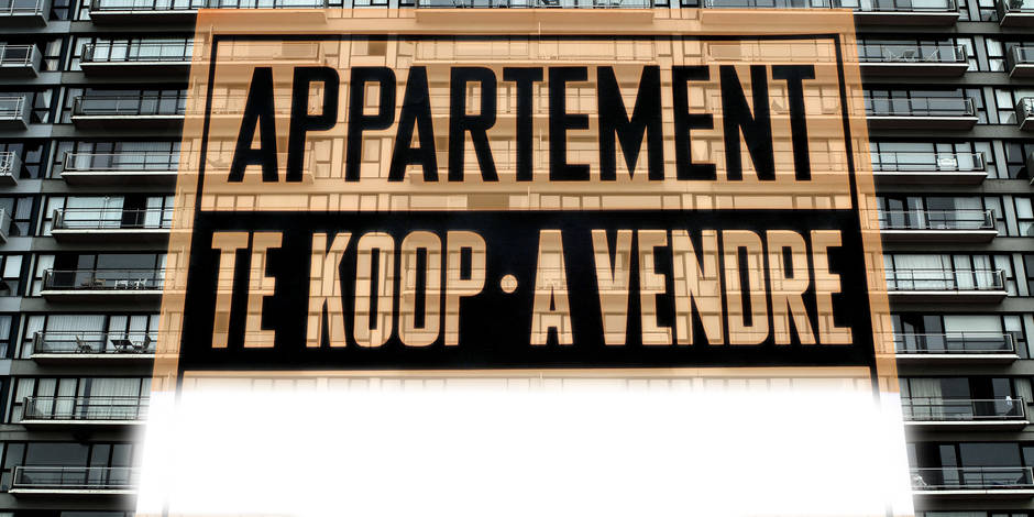 L'immobilier belge surévalué de 49%