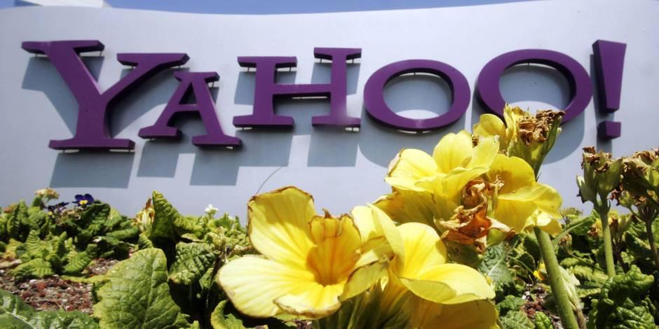 USA: Yahoo dépasse Google pour la première fois en deux ans