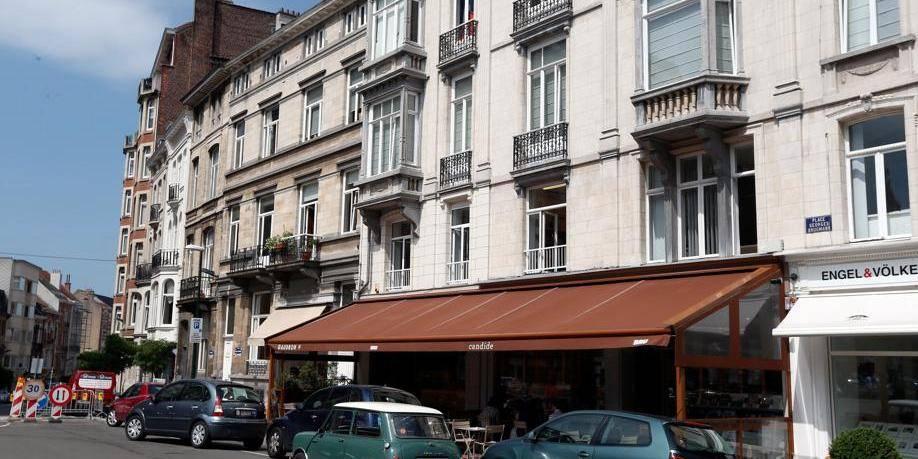 L'appartement a de plus en plus la cote en Belgique