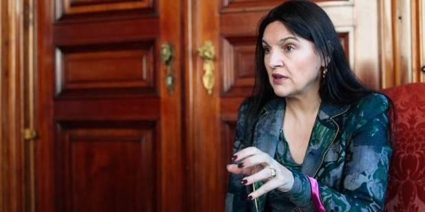 """""""La ministre de la Justice fait du shopping électoraliste"""" - La Libre"""