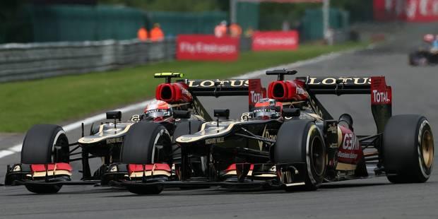 Kimi Raikkonen aurait resigné chez Ferrari