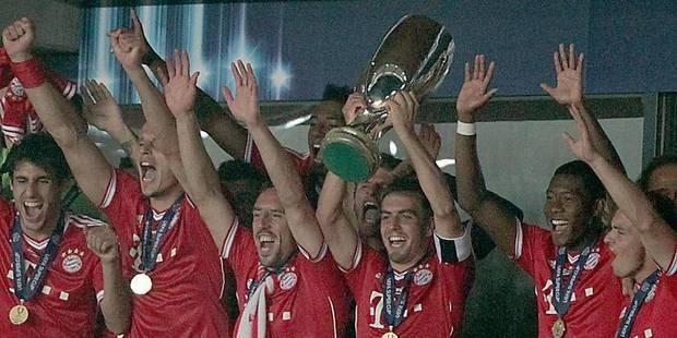 Le Bayern s'offre le premier trophée de la saison face à Chelsea - La Libre