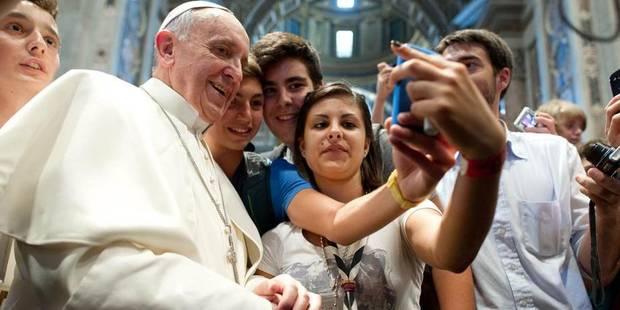 """""""Hé, pape François, on fait une photo?"""""""