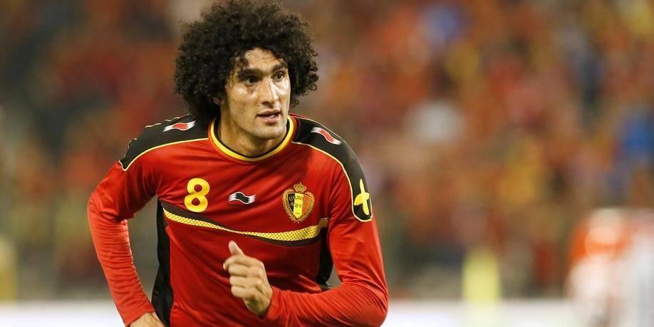 Le transfert de Fellaini à ManU rapporte 2,5 millions d'euros au Standard