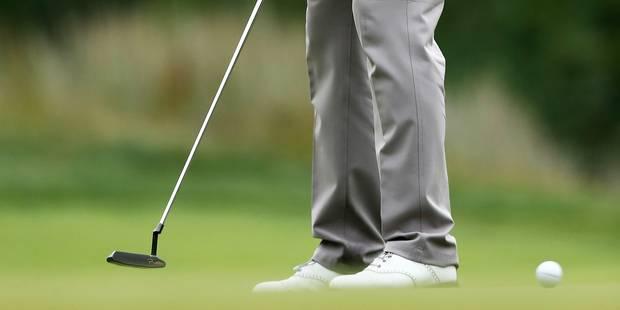 Golf: Deux Belges sur le podium des Internationaux Juniors - La Libre